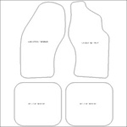Audi S2 Coupe 4wd Car Mats